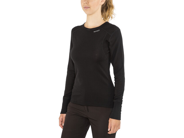 Devold Hiking Shirt Damen black